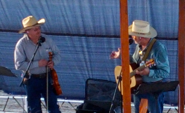 Colorado Christian Cowboys from Colorado Springs, Colorado singing cowboy music