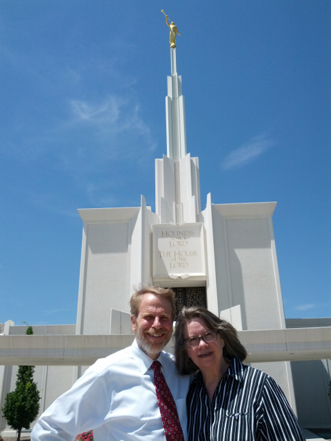 Denver Colorado Temple of The Church of Jesus Christ of Latter-day Saints